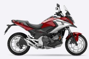 Moto acquistata a Milano Honda NC750X Travel Edition ABS